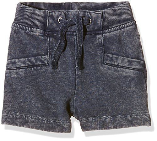 NAME IT Baby-Jungen Nitherman NB CU Swe Shorts Ger 216, Blau (Dress Blues), 74