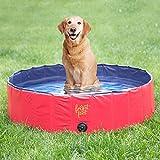 Frontpet Foldable LARGE Dog Pet Pool Bathing Tub