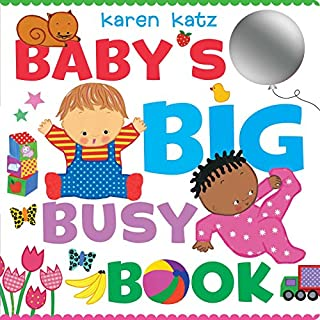 Book Cover: Baby's Big Busy Book
