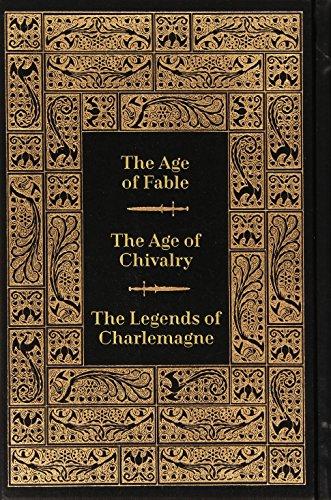 Bulfinch's Mythology (Barnes & Noble Leatherbound Classic Collection)