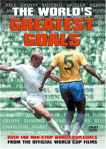 The World's Greatest Goals [DVD]