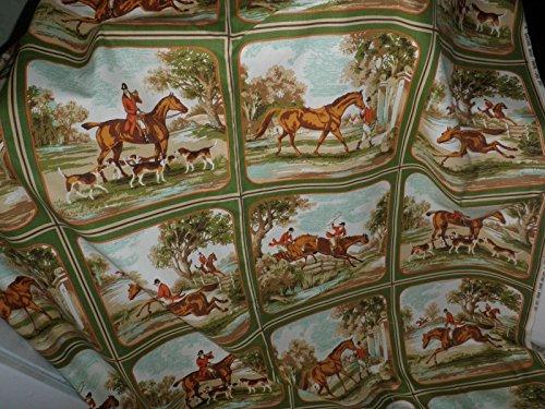 1-yard-waverly-fabrics-tally-ho-equestian-fabric-15-yds-available-supplyhiberhill