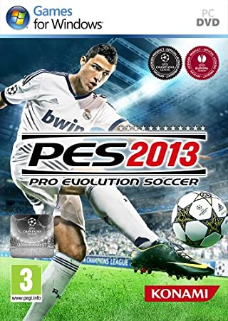Pro Evolution Soccer 2013 (PC DVD)