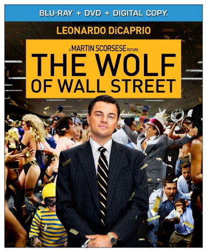 The Wolf of Wall Street (Blu-ray + DVD + Digital