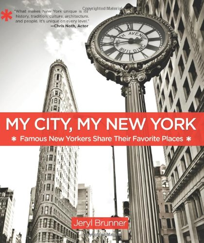 My city my new york famous new yorkers share their for New york city things to do today