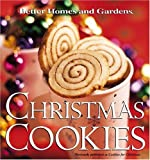 Christmas Cookies (Better Homes & Gardens) (0696217198) by Better Homes and Gardens Books