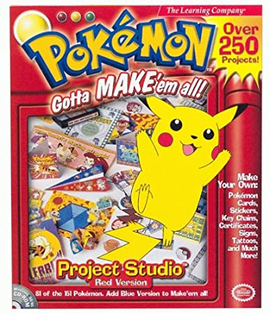 Pokemon Project Studio: Red Version