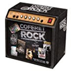 Coffret Rock - 10 DVD + 1 Tee-shirt