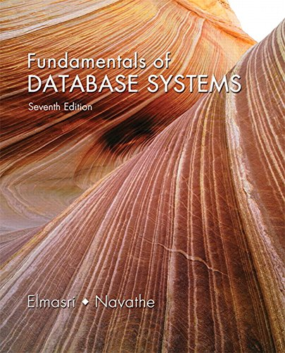 Download Fundamentals of Database Systems