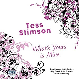 What's Yours is Mine Audiobook
