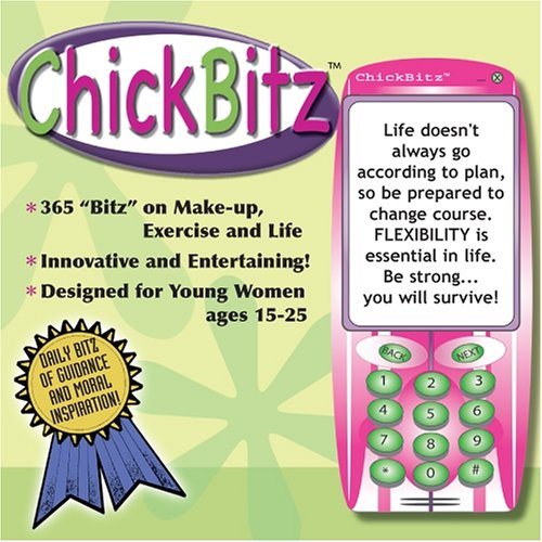 ChickBitz - Meaningful Messages for Teen and Young Adult Girls - A Computer App that delivers