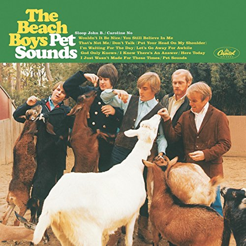 CD : The Beach Boys - Pet Sounds (50th Anniversary) (Deluxe Edition, Anniversary Edition, 2 Disc)