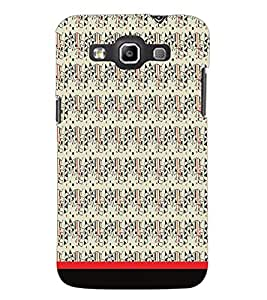 PrintDhaba Pattern D-1746 Back Case Cover for SAMSUNG GALAXY QUATTRO (Multi-Coloured)