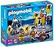 Playmobil - 4871 - Jeu de construction - Soldats du Lion