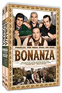 Bonanza: Official Sixth Season, Vol. 1 & 2 (2-Pack) by Spelling Entertainme