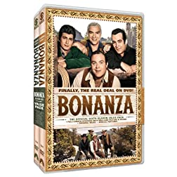 Bonanza: Official Sixth Season, Vol. 1 & 2 (2-Pack)