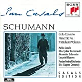 Robert Schumann: Cello Concerto/Piano Trio No 01