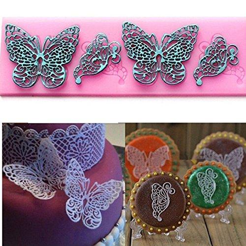 Bluelover-Schmetterling-Lace-Schimmel-Silikon-Kuchen-Schimmel-Bckerei-Tools-FondantKuchen-Lace-dekorieren-Schimmel