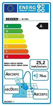 BC 7055 HEPA-Filter passend für Severin