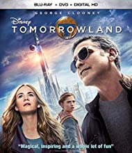 Tomorrowland [Blu-ray + DVD + Digital HD] (Bilingual)