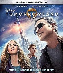 Tomorrowland [Blu-ray]