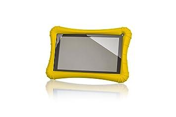 Xoro kidspad 701 17 78 cm tablet pc für kinder gelb xxxdexg14
