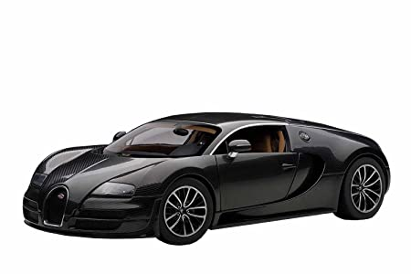 aut oart 1 18 bugatti veyron super sports carbon black 1. Black Bedroom Furniture Sets. Home Design Ideas