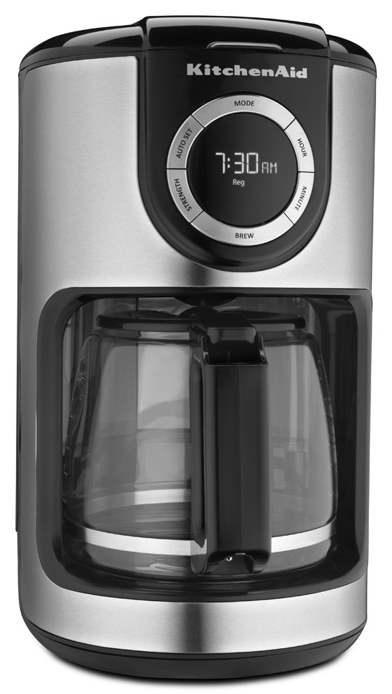 KitchenAid Coffee Maker KCM1202OB: The 12 Cup Appliance for Variable Strengths