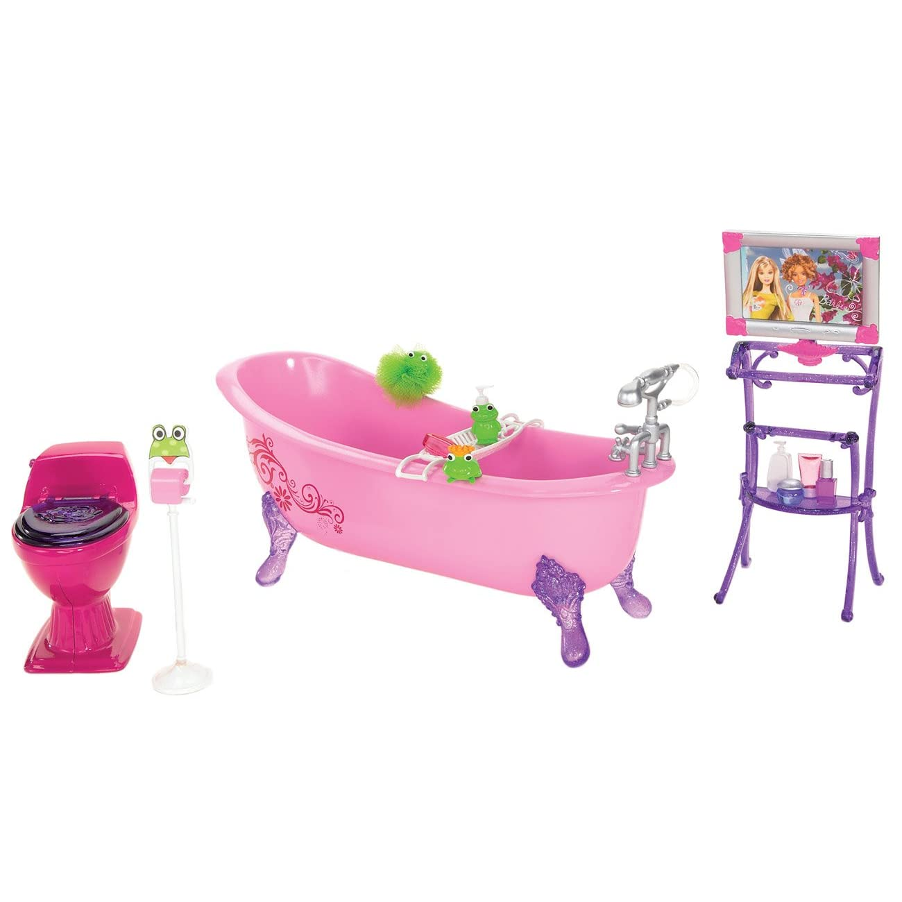 barbie fashion fever my dream doll house mansion furniture