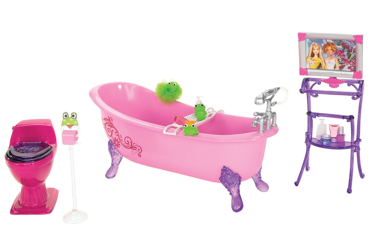 Barbie Glam Bathtub