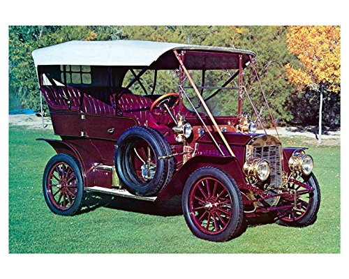 1908 Frayer Miller Touring Model B Automobile Photo Poster (Frayer Model compare prices)