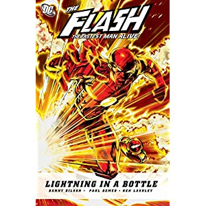 Flash: The Fastest Man Alive: Lightning In A Bottle