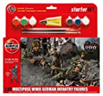 Airfix 1:32 Scale WWII German Infantr...