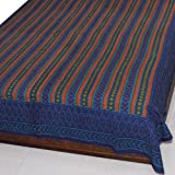 Bedspreads Block Print Cotton Bed Cover Size Queen