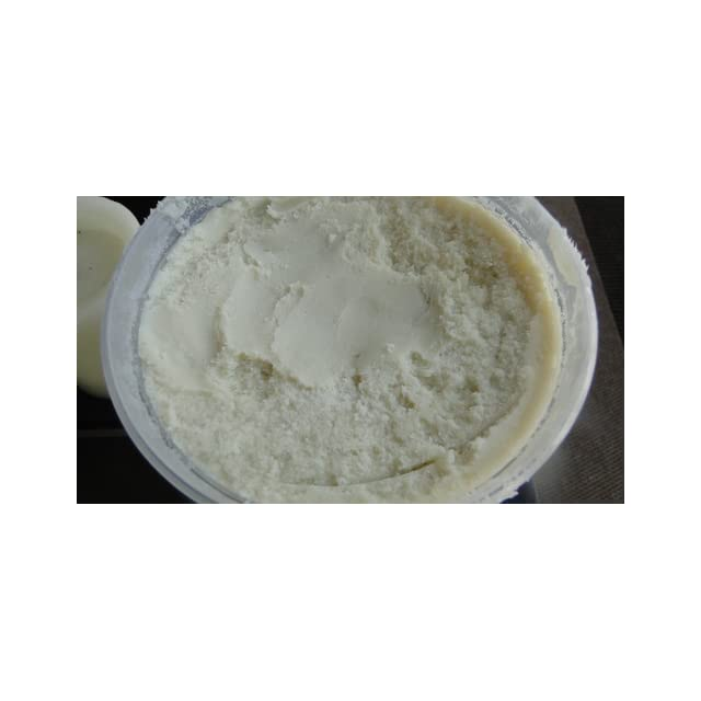 Authentic Organic Ivory Shea Butter   32 Oz FILTERED & CREAMY, The Highest Quality Butter.