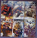 img - for DC Comics NIGHTWING #1-6 The new 52 First Prints book / textbook / text book