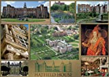 Falcon de luxe Hatfield House 500 Piece Jigsaw Puzzle