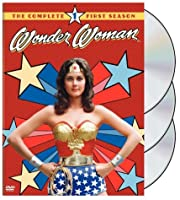 Wonder Woman The Complete First Season from Warner Home Video