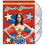 Wonder Woman: The Complete First Seasonby Lynda Carter