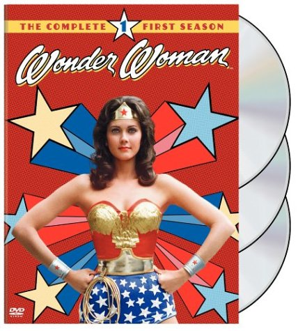 Wonder Woman: Complete First Season [DVD] [1978]