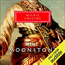 The Moonstone Audiobook by Wilkie Collins Narrated by Patrick Tull