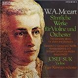 モーツァルト生誕250年記念BOX モーツァルト:ヴァイオリン協奏曲全集