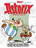 Rene Goscinny Asterix Omnibus 10: Asterix and the Magic Carpet, Asterix and the Secret Weapon, Asterix and Obelix All at Sea