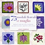75 moduli floreali a maglia (8865203676) by Lesley Stanfield