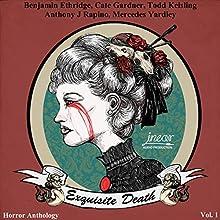 Exquisite Death (       UNABRIDGED) by Benjamin Ethridge, Todd Keisling, Anthony Rapino, Mercedes Yardley, Cate Gardner Narrated by Ian Baldwin, Georgie Leonard