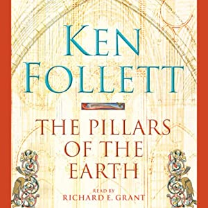 The Pillars of the Earth Audiobook