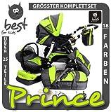Poussette Combine Trio BEST FOR KIDS