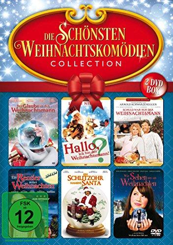 Die schönsten Weihnachtskomödien Collection [2 DVDs]