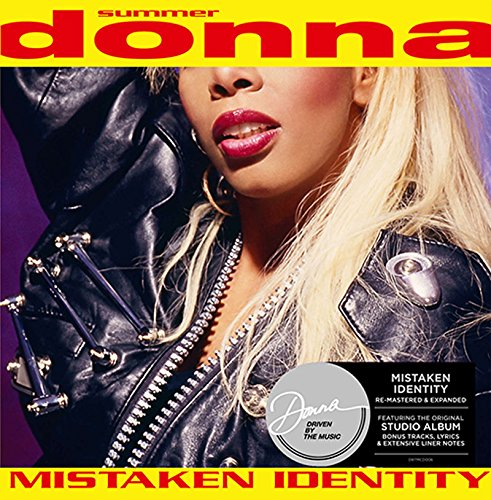 Donna Summer - Mistaken Identity - Zortam Music