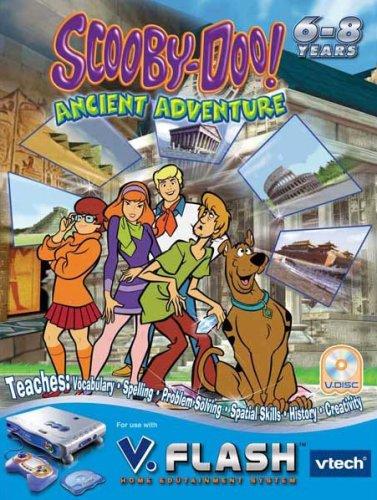 VTech V.Flash SmartDisc: Scooby-Doo - 1